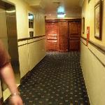 coridoor outside room