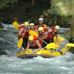 Stand Up Rapid on the Kaituna River