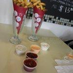Fries & Sauce!