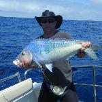 Keith's Queenie ( biggest of the day 890mm long)