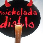 Our Legendary Michelada Diablo!