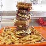 2011 Big Boss Burger Challenge