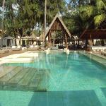 The white pool