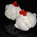 Our home-made meringues are the best the area has to offer
