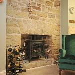 Original 1830 Fireplace