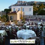 View of Acropolis,  Elaia outdoors