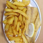 batterless fish Mmmmmmmm