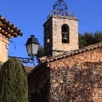 village of Le Rouret