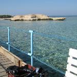 Mangrove Bay Resort Pier