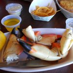 Appetizer =-Lg Stone Crab $15.95