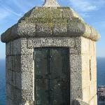 Garita de la Campana. Singular punto de observación del mar Mediterráneo. Castillo de Santa Bárb