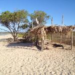 Playa Guinones - our beach.