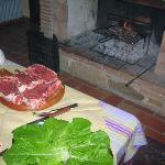 bistecconi alla brace