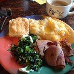Green Eggs & Ham - De-lish!