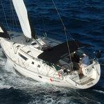 St. John Yacht Charters Survivan