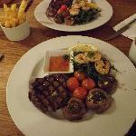 Photo de The Croft Restaurant