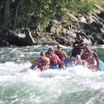 River Recreation Whitewater Rafting Day Trips Photo