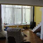 Appartamento in fondo al ballatoio del primo piano