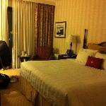 Our king size fallsview (executive room)