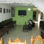 Lobby/living room area