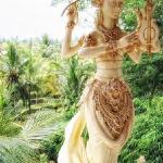 Dewi Saraswati, Godess of wisdon and Art