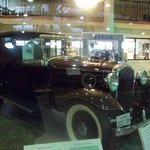 1932 Plymouth, President Roosevelt's Town Car