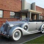 1936 Packard, Joseph Stalin's car, Standard 8