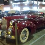 1940 Packard Darrin Convertible