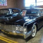 1968 Lincoln Continental, Anthony Davis' car, football player