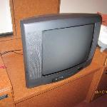 Old TV box