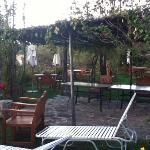 jardín isla Suasi