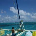Plongée en eaux turquoises