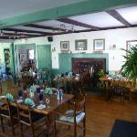 back dining room