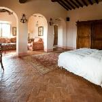 The Manor house has nine suites