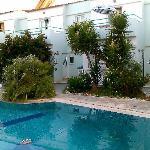 pool area at Seashell :)