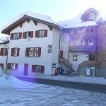 Pèz Regina in Lumbrein, Val Lumnezia