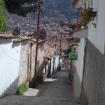 Calle Tandapata, Barrio San Blas