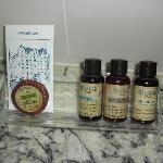 Really nice bath products!