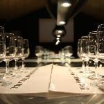 wine education room