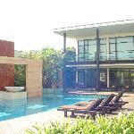 piscine et gym