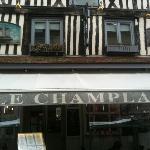 Photo of Le Champlain