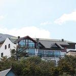 Residencia Linares, en Ushuaia