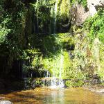 Waterfall at Algeria
