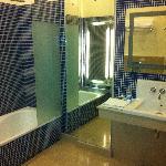 a real bathroom!