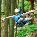 Ziplining! So much fun!!!