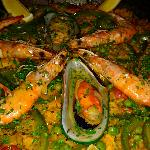 the best mix paella