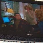 TV LCD de la habitación