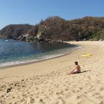 mein Strand...