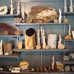We offer a variety of museum quality mineral specimens.
