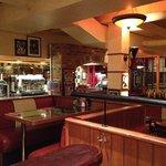 Restaurant and bar